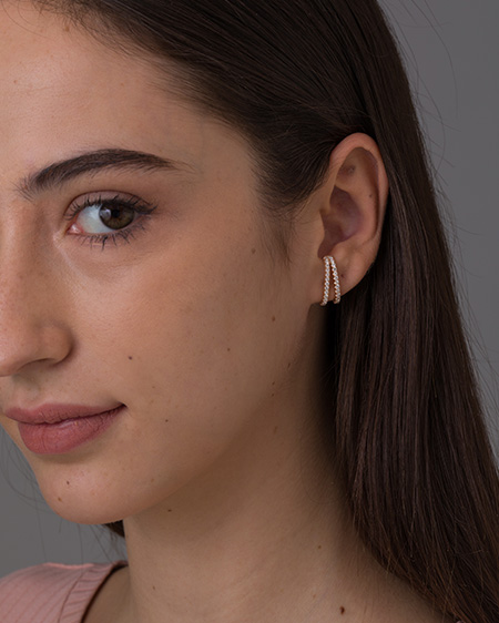Buy Diamond Earrings Online In India